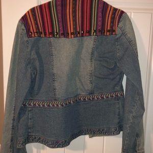 Cripple Creek denim jacket